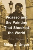 Cover image for Picasso and the painting that shocked the world