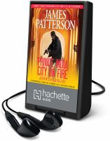 Cover image for Private India. bk. 8 [Playaway] : city on fire : Private novels series