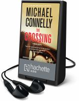 Cover image for The crossing. bk. 18 [Playaway] : Harry Bosch series