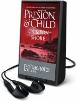 Cover image for Crimson shore. bk. 15 [Playaway] : Pendergast series