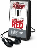 Cover image for Roses are red. bk. 6. [Playaway] : Alex Cross series