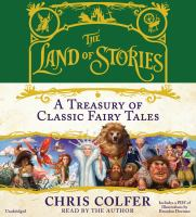 Cover image for A treasury of classic fairy tales [sound recording CD]