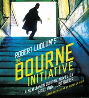 Cover image for The Bourne Initiative. bk. 14 [sound recording CD] : Bourne series