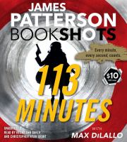 Cover image for 113 minutes a story in real time