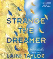 Cover image for Strange the dreamer. bk. 1 [sound recording CD] : Strange the dreamer series