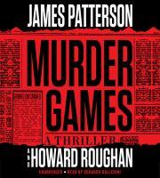 Imagen de portada para Murder games [sound recording CD] : a thriller