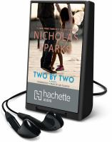 Cover image for Two by two [Playaway]