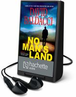 Cover image for No man's land. bk. 4 [Playaway] : John Puller series