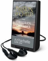 Cover image for The Obsidian chamber. bk. 16 [Playaway] : Agent Pendergast series