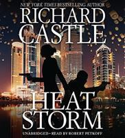 Imagen de portada para Heat Storm. bk. 9 [sound recording CD] : Nikki Heat series