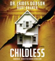 Cover image for Childless. bk. 2 [sound recording CD] : Fatherless series