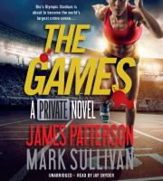 Cover image for The games. bk. 12 [sound recording CD] : Private novels series