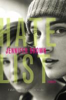 Cover image for Hate list