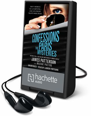 Cover image for The Paris mysteries. bk. 3 [Playaway] : Confessions series