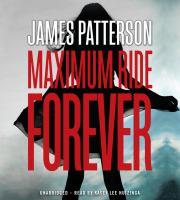 Cover image for Maximum Ride forever. bk. 9 [sound recording CD] : Maximum Ride series