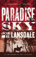 Cover image for Paradise sky