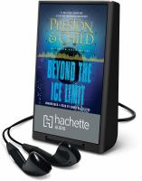 Cover image for Beyond the ice limit [Playaway] bk. 4 : Gideon Crew series