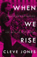 Imagen de portada para When we rise [sound recording CD] : my life in the movement