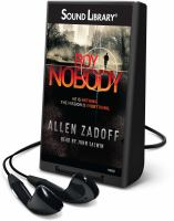 Cover image for Boy Nobody. bk. 1 a novel : Unknown assassin series