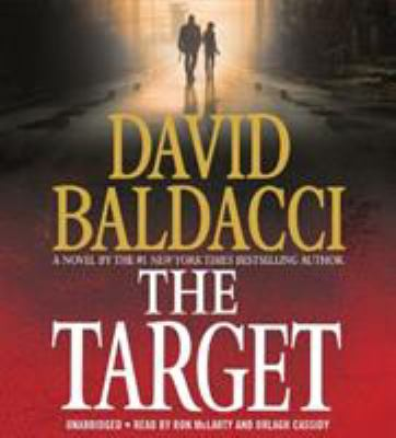 Cover image for The target. bk. 3 Will Robie series