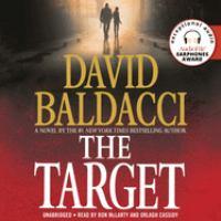 Imagen de portada para The target. bk. 3 Will Robie series