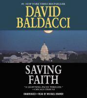 Cover image for Saving Faith [sound recording CD]