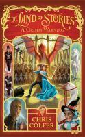 Imagen de portada para The land of stories. bk. 3 [sound recording CD] : A Grimm warning