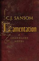 Cover image for Lamentation