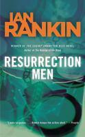 Cover image for Resurrection men