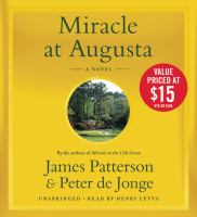 Cover image for Miracle at Augusta. bk. 2 [sound recording CD] : Travis McKinley series