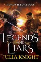Imagen de portada para Legends and liars. bk. 2 [sound recording CD] : Duelists trilogy