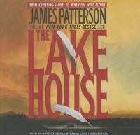 Cover image for The lake house. bk. 2 [sound recording CD] : When the wind blows series
