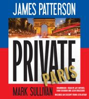Cover image for Private Paris. bk. 11 [sound recording CD] : Private novels series