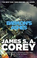 Cover image for Babylon's ashes