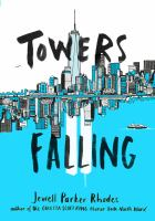 Imagen de portada para Towers falling [sound recording CD]