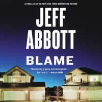 Cover image for Blame [sound recording CD]