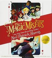 Imagen de portada para The magic misfits. bk.1 [sound recording CD] : Magic misfits series