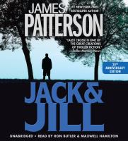 Cover image for Jack & Jill. bk. 3 [sound recording CD] : Alex Cross series