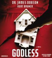 Cover image for Godless. bk. 3 [sound recording CD] : Fatherless series