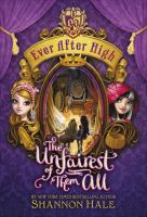 Cover image for The unfairest of them all. bk. 2 [sound recording CD] : Ever After High series