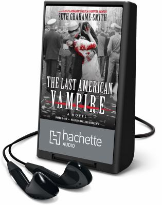 Cover image for The last American vampire [Playaway]