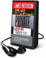 Cover image for Private Vegas. bk. 9 [Playaway] : Private novels