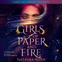 Cover image for Girls of paper and fire [sound recording CD]