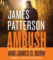Cover image for Ambush. bk. 11 [sound recording CD] : Michael Bennett series