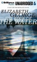 Cover image for The edge of the water. bk. 2 [sound recording CD] : Whidbey Island saga series