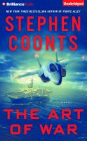 Cover image for The art of war. bk. 6 [sound recording CD] : Grafton and Carmellini series