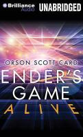 Cover image for Ender's game. bk. 1 Alive : the full-cast audioplay