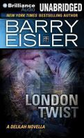 Cover image for London twist [sound recording CD] : a Delilah novella