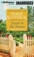 Cover image for Apart at the seams. bk. 7 Cobbled Court quilts series