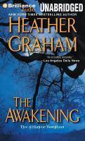 Cover image for The Awakening. bk. 5 [sound recording CD] : Alliance vampires series